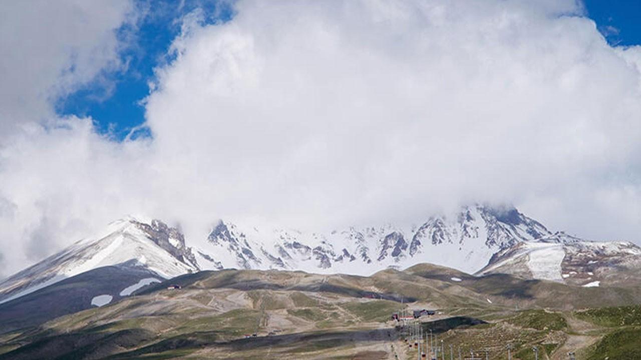 Erciyes Dağı'nda otel sayısı 25'e çıkacak