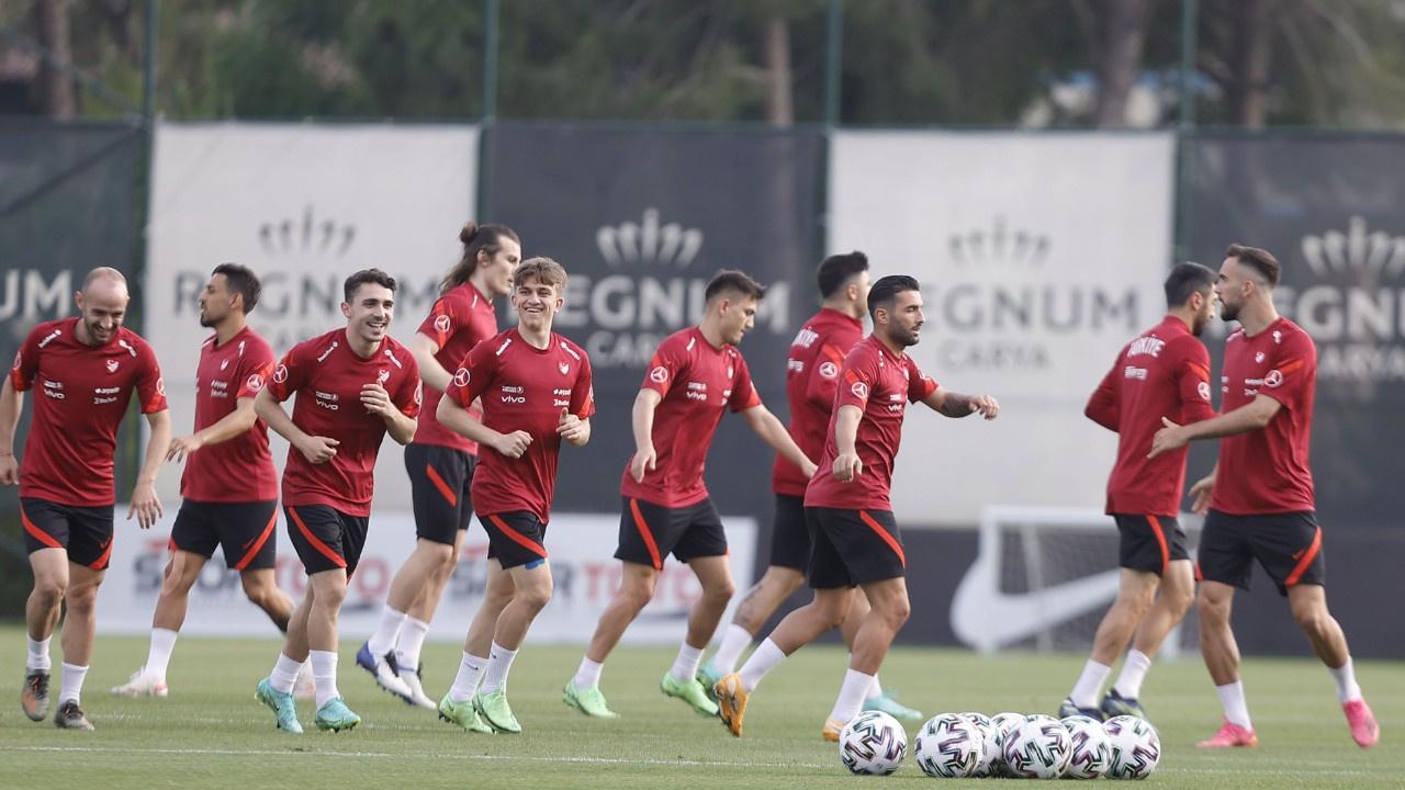A Milli Takım'ıh EURO 2020 kadrosu belli oldu
