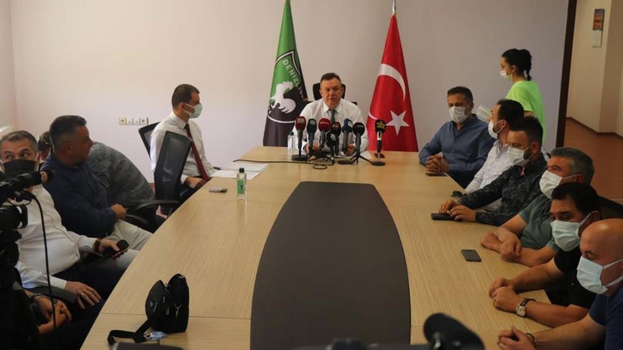 Denizlispor'a transfer yasağı