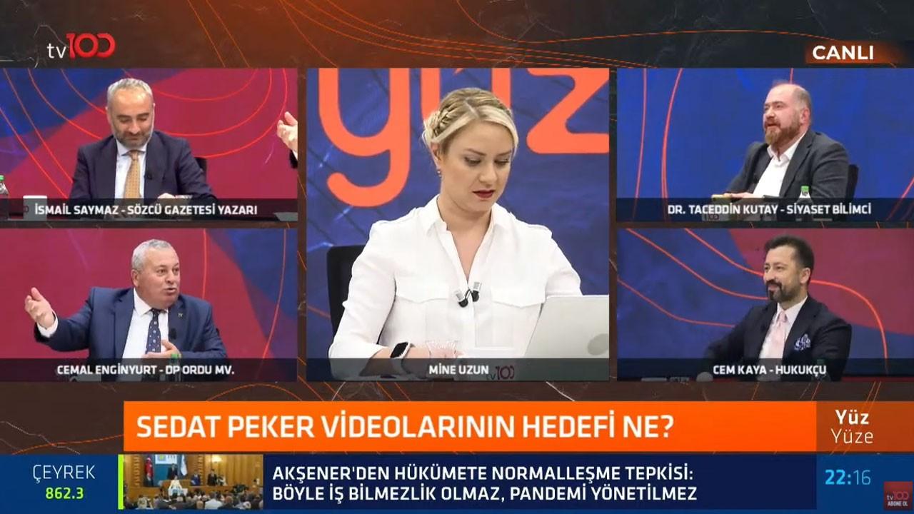 Sedat Peker'in iddiaları - Mine Uzun ile Yüz Yüze - 2 Haziran 2021