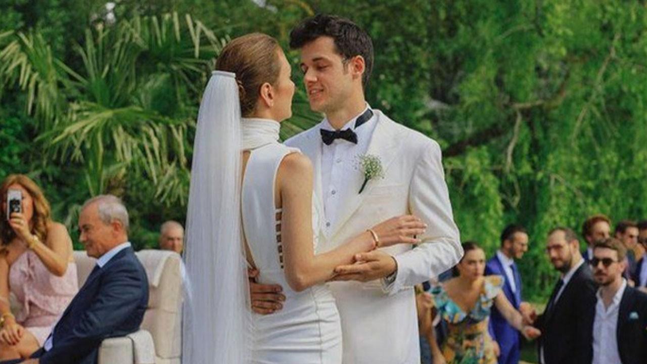 Orkun Işıtmak, Merve Yorgancılar ile evlendi!