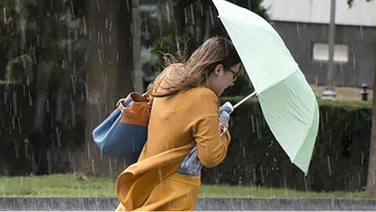 Dikkat! Kuvvetli yağış ve fırtına geliyor!