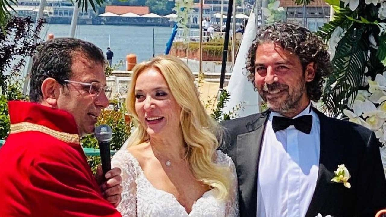 Ünlü oyuncu Sinan Tuzcu evlendi!