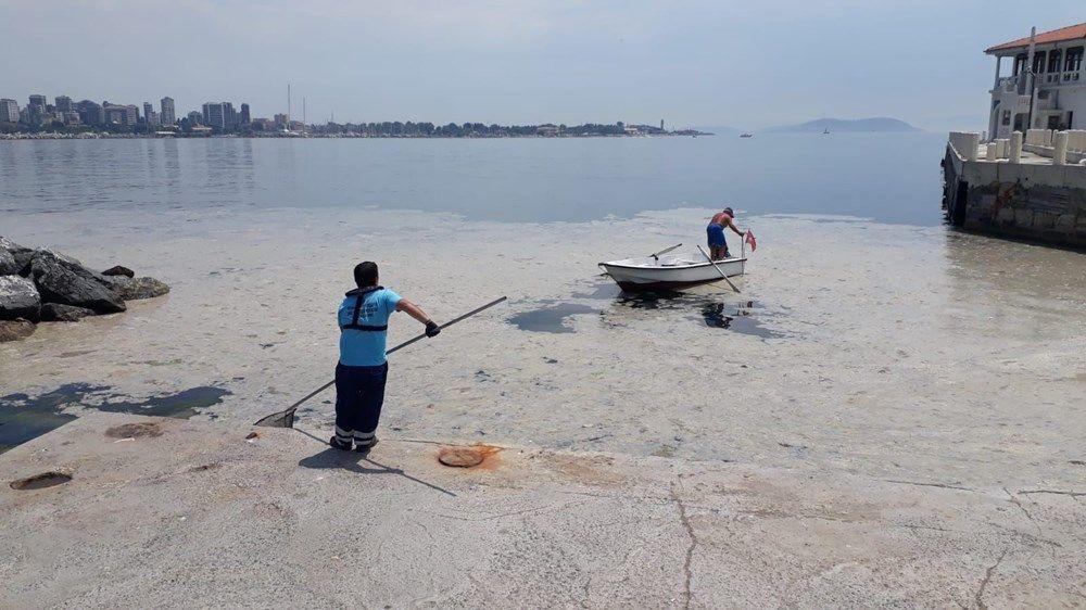 İstanbul sahilleri musilaja teslim! - Sayfa 3