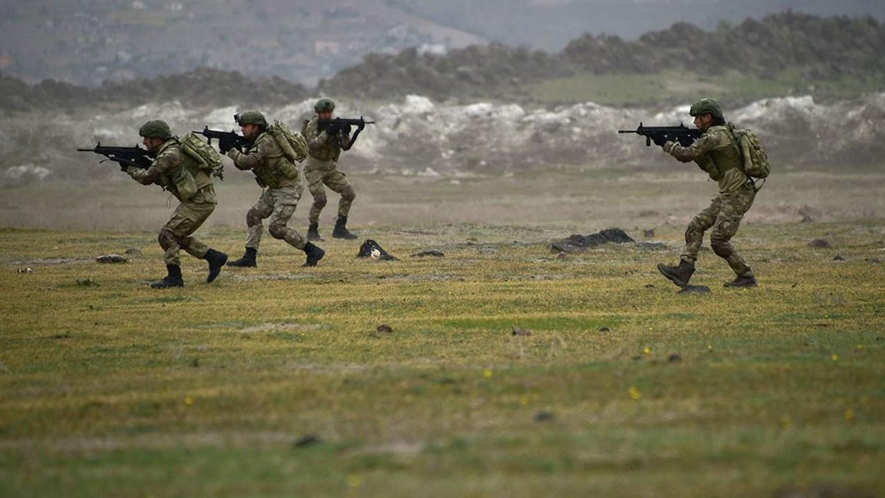 6 PKK/YPG'li terörist etkisiz hale getirildi!