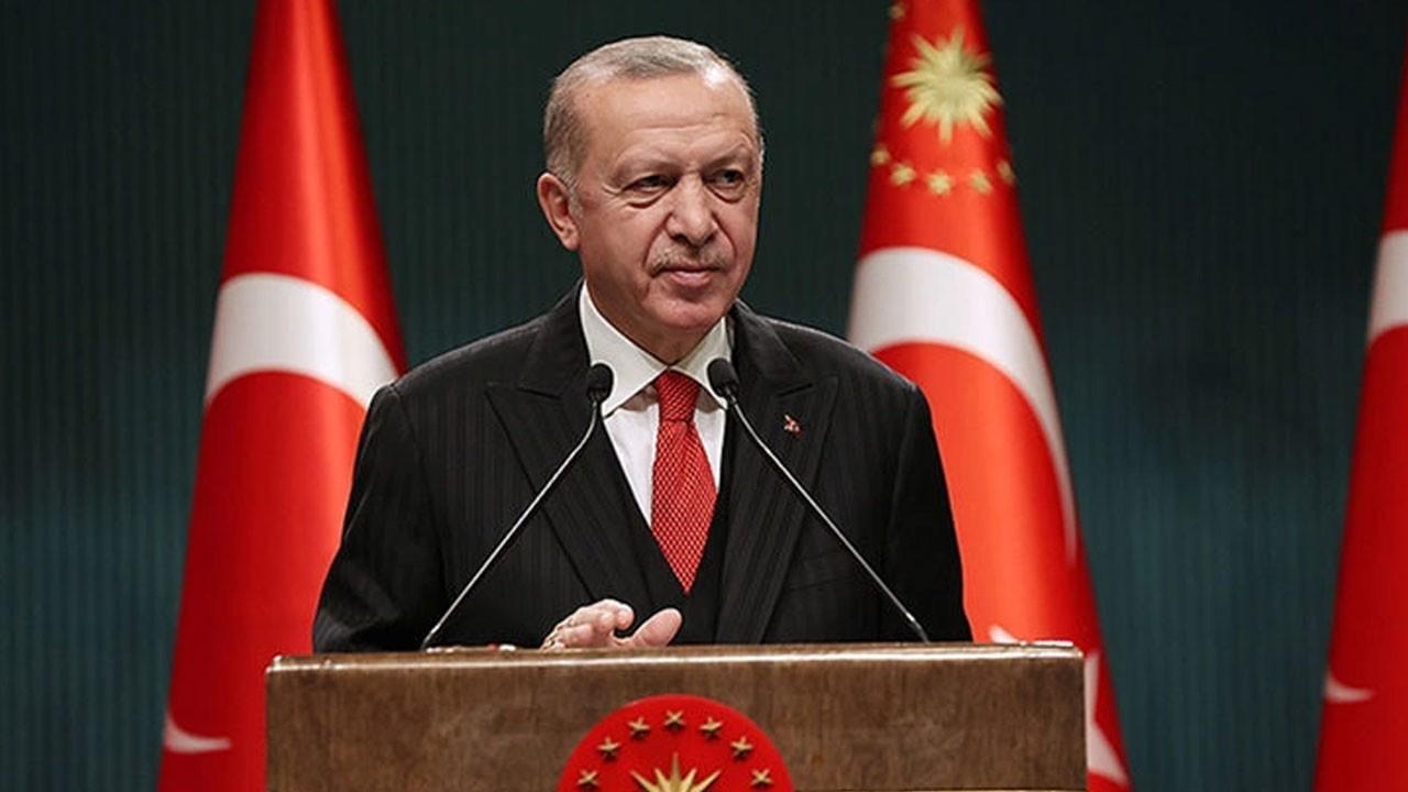 Cumhurbaşkanı Erdoğan Brüksel'e gidiyor