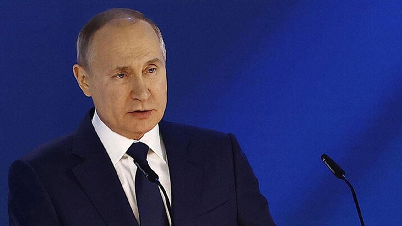 Putin'den NATO açıklaması: Sınırımıza yaklaşıyor