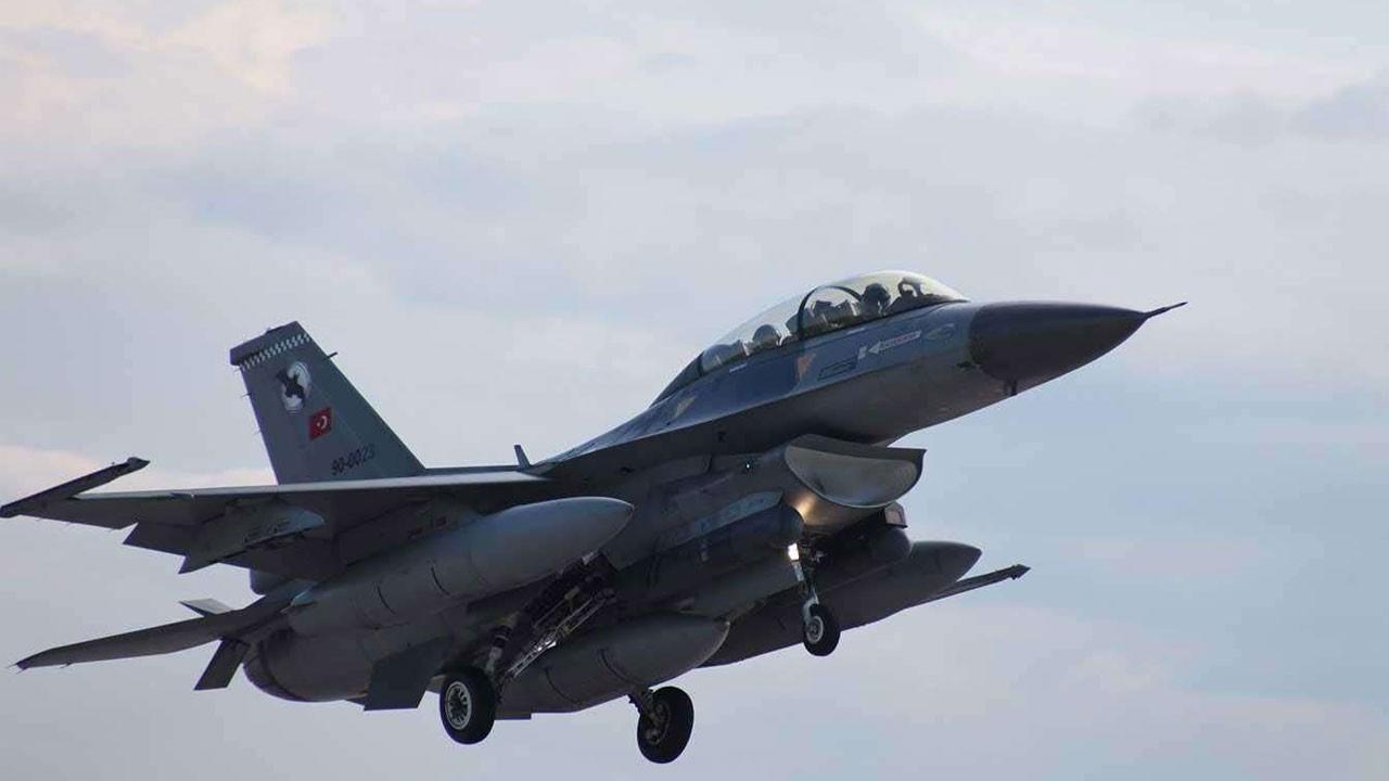 Hava Kuvvetleri 2 teröristi etkisiz hale getirdi