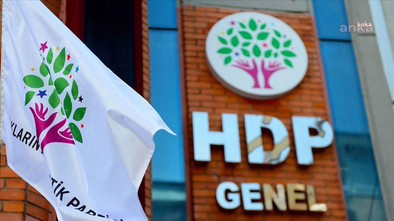 HDP'nin kapatılması davasında flaş gelişme!