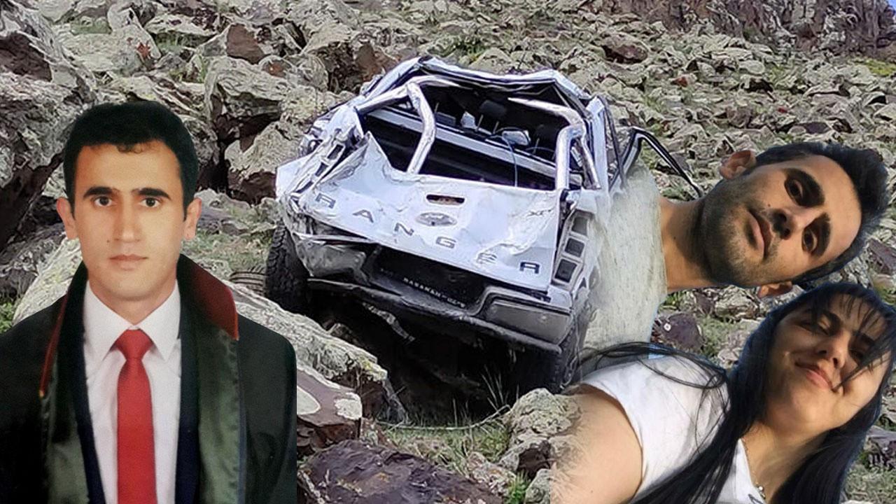 Kars'ta feci kaza! 1 astsubay şehit oldu!