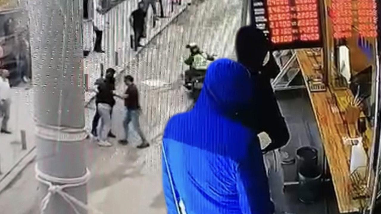 Döviz bürosunda tabancayla soygun girişimi