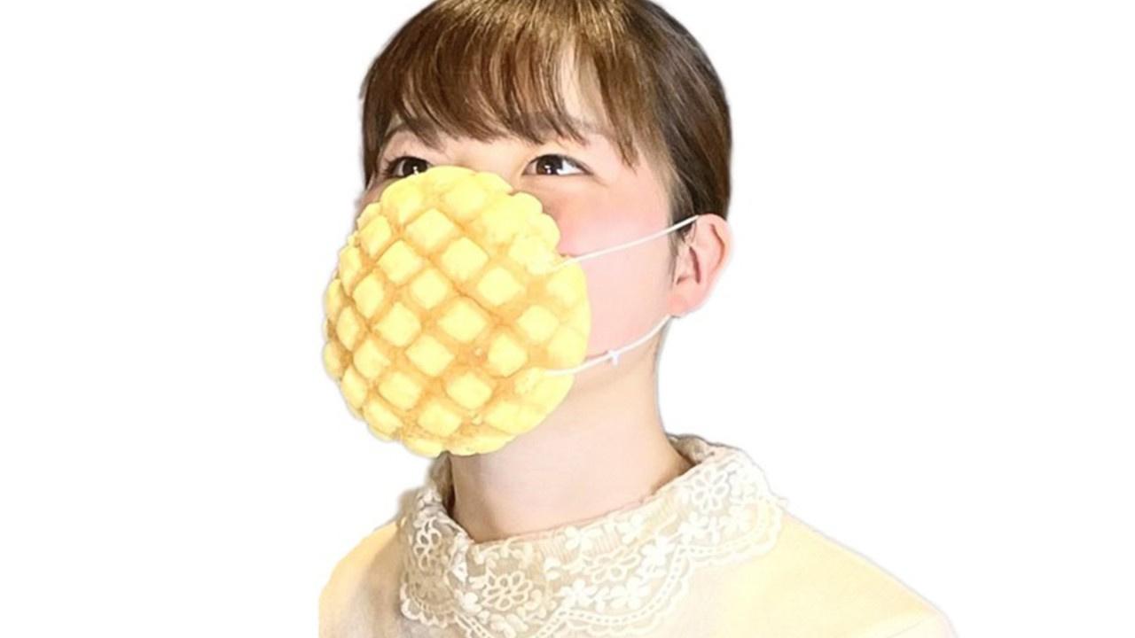 Japonlar yenilebilir maske üretti