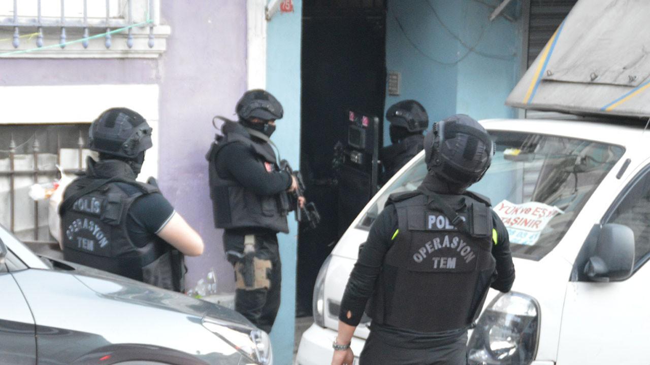 Beyoğlu İlçe HDP Başkanı Mehmet Sait Bor'a gözaltı