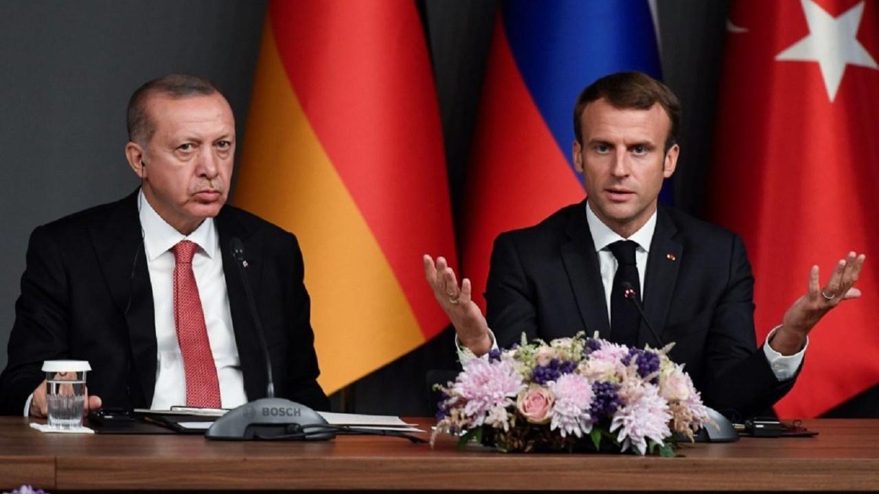Cumhurbaşkanı Erdoğan Macron ile görüşecek