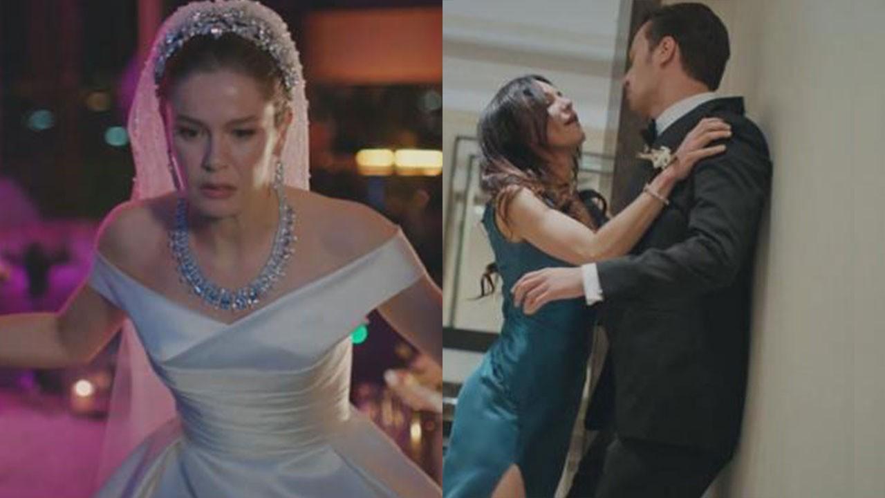 Camdaki Kız'da düğün günü büyük şok!