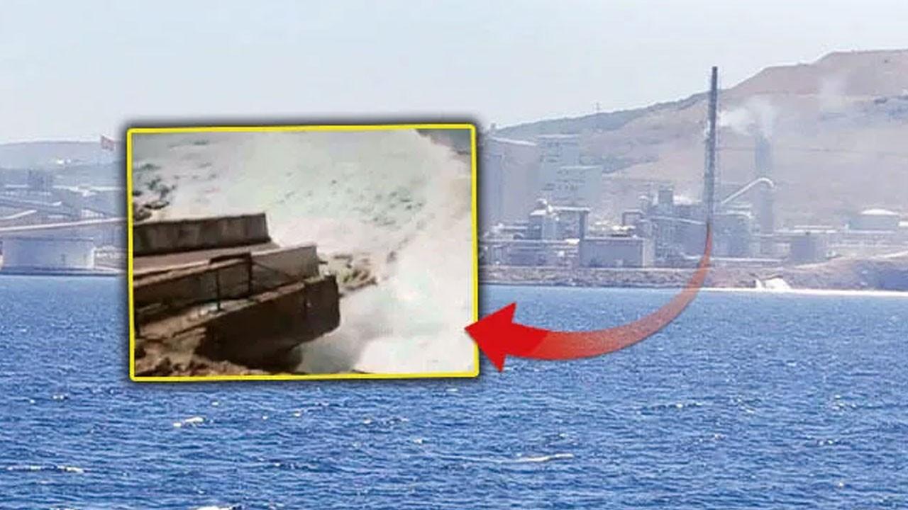 Marmara Denizi'ni öldüren görüntü!