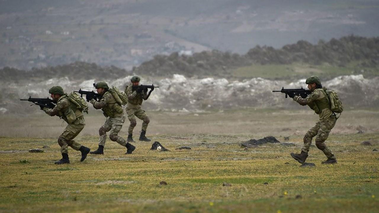 Pençe'de 2 terörist etkisiz hale getirildi