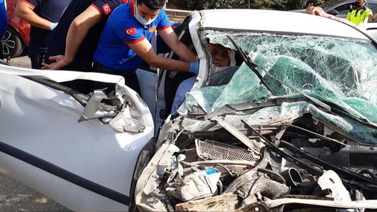 5 milli eğitim müdürü kazada yaralandı