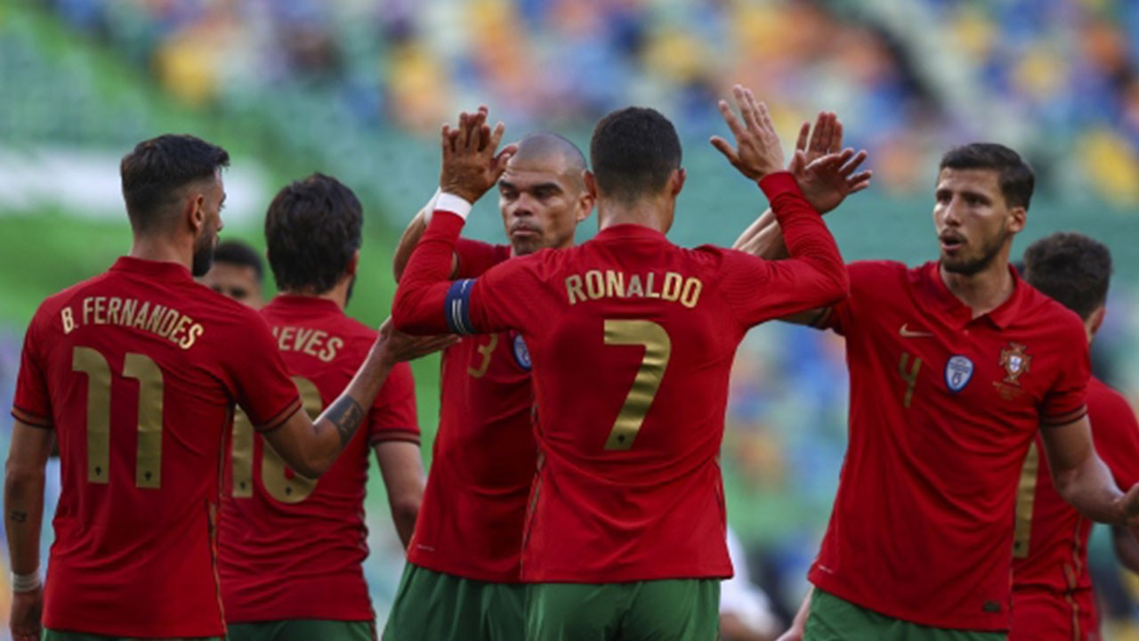 Portekiz 4 İsrail 0