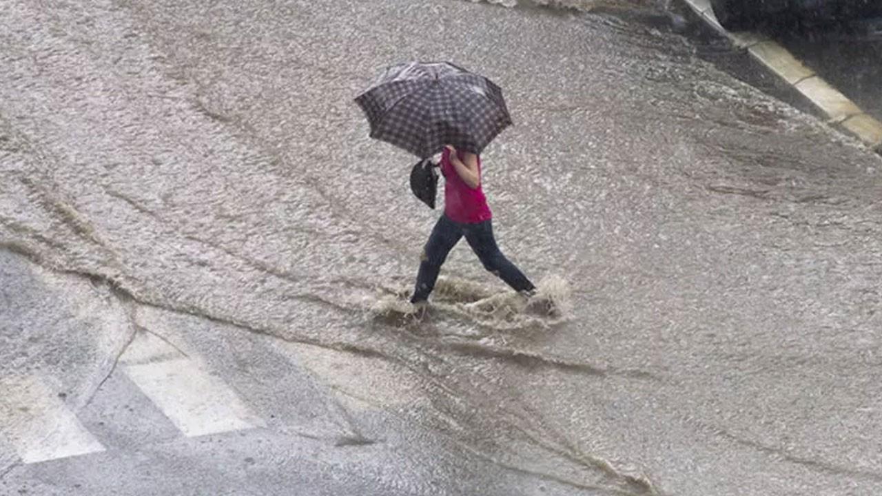 Meteoroloji bölge bölge uyardı: Sağanak geliyor