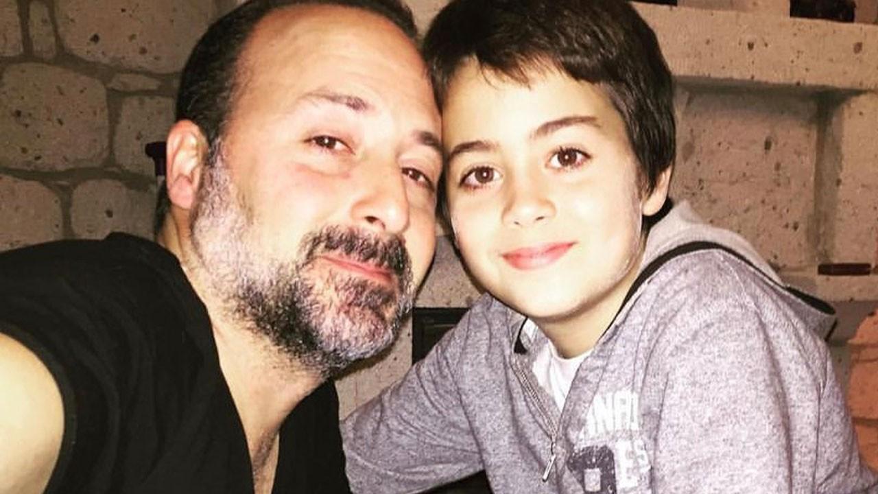 Tolga Çevik'in oğlunun son hali şaşırttı!