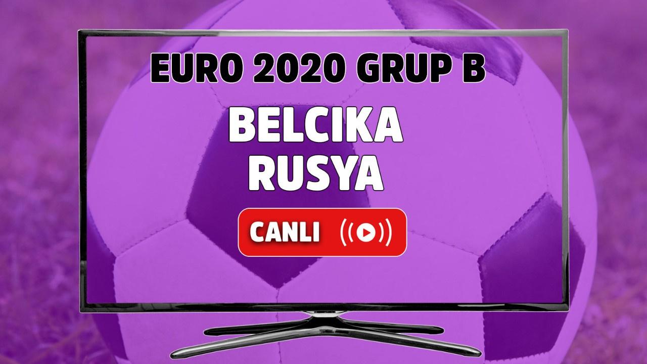 Belçika - Rusya Canlı maç izle