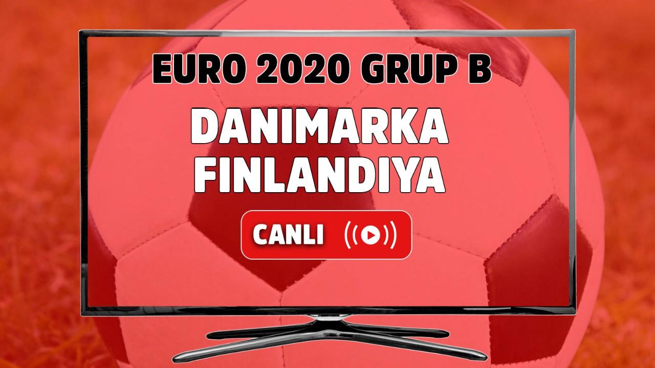 Danimarka - Finlandiya Canlı