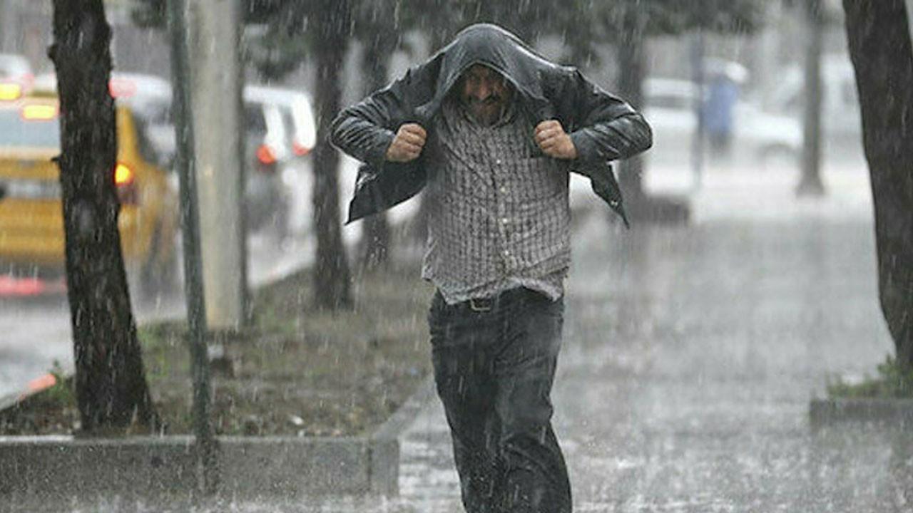 Dikkat! Bu şehirlerde sağanak yağış!