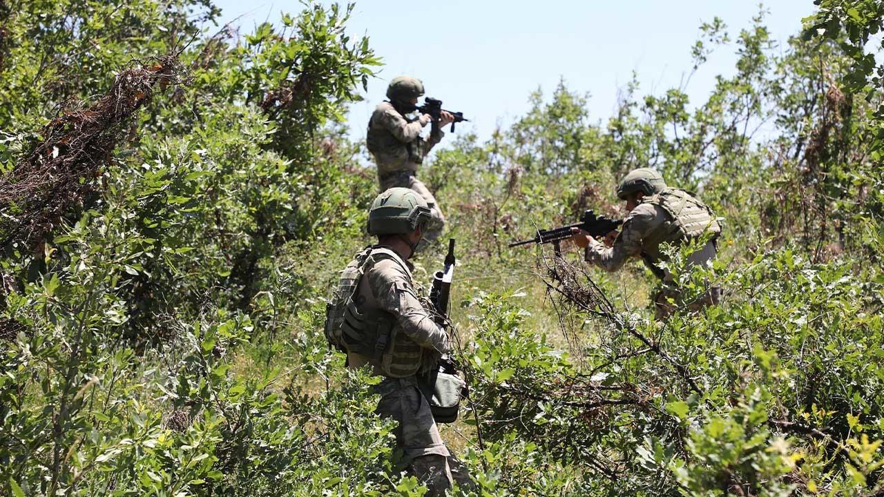 3 PKK'lı terörist etkisiz hale getirildi!