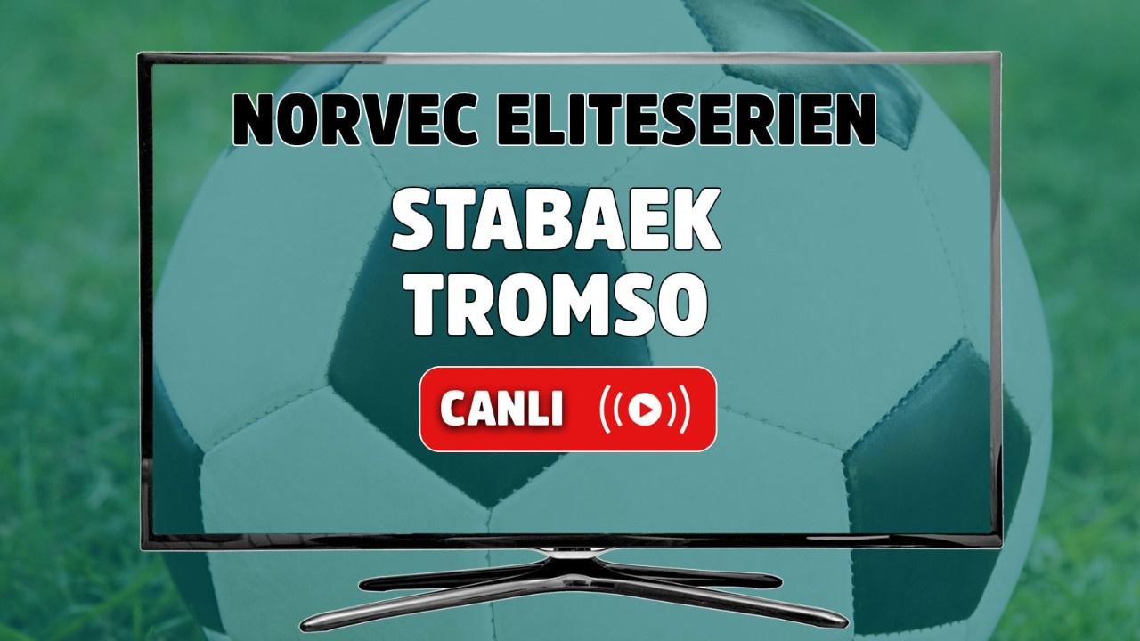 Stabaek - Tromsö Canlı maç izle