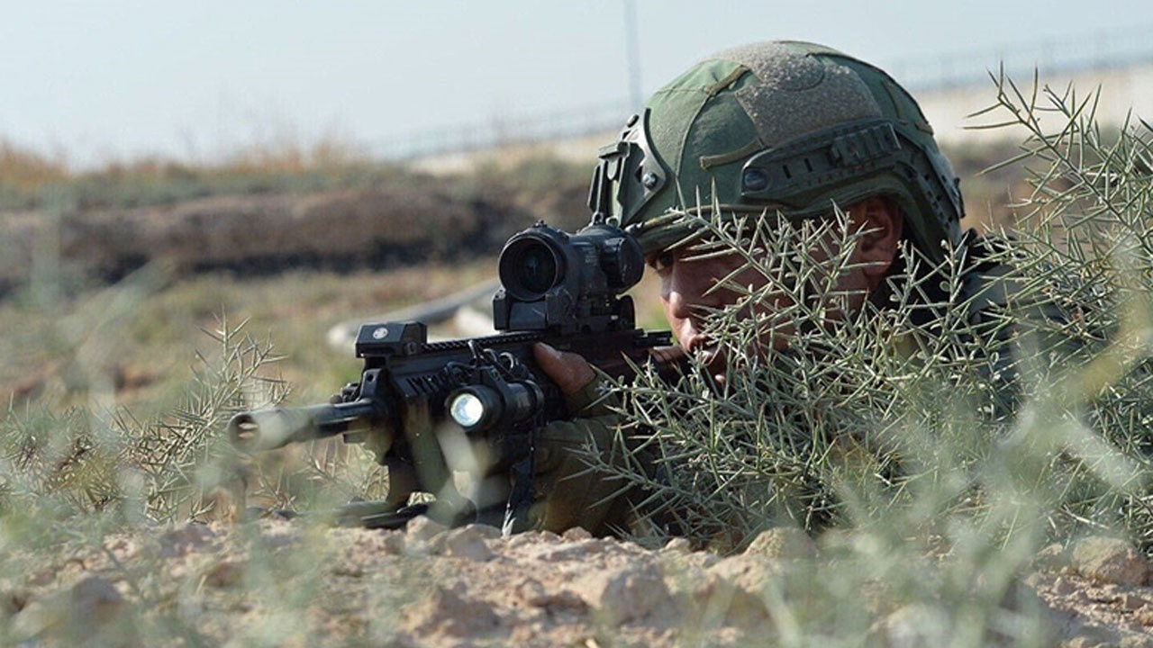 Ağrı'da çatışma: 1 terörist öldürüldü!