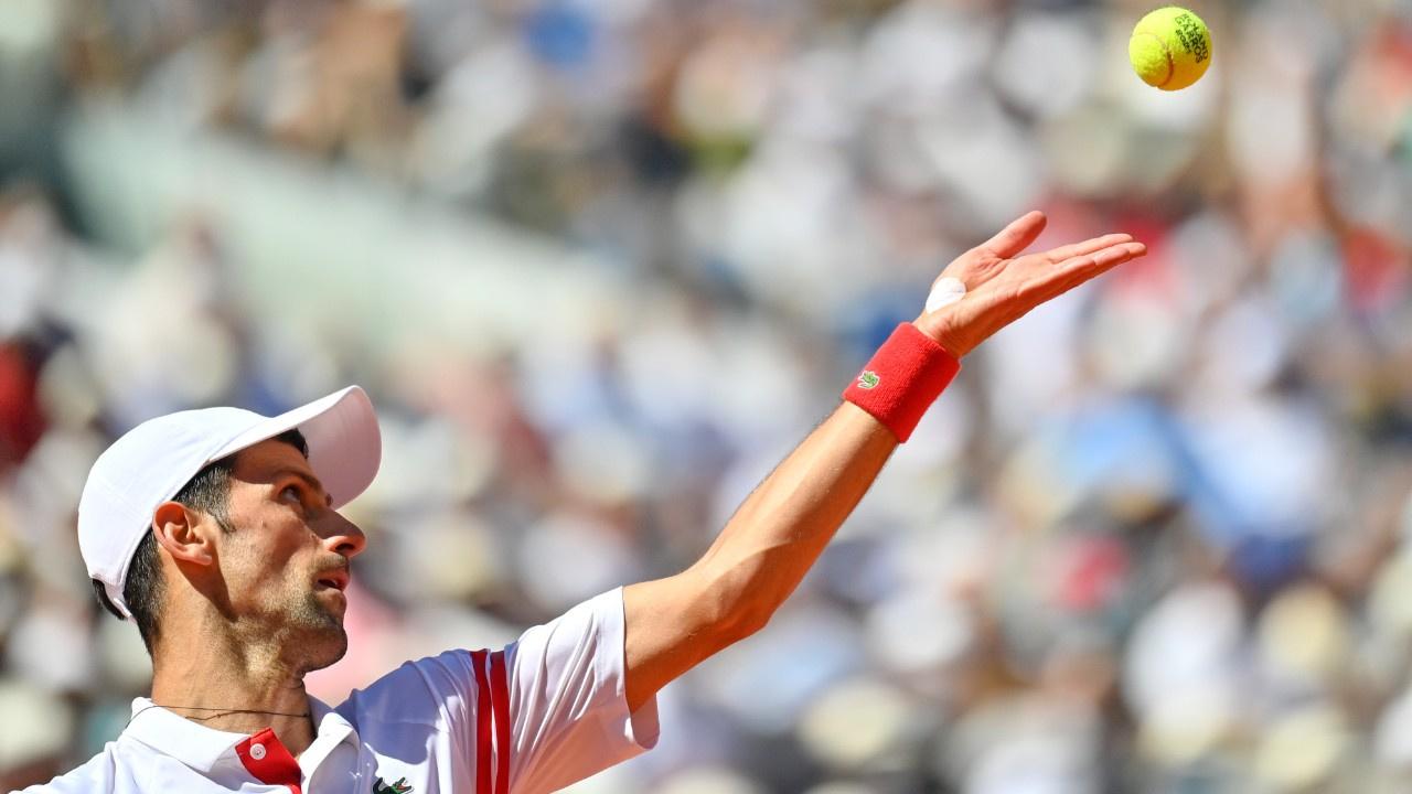 Roland Garros'un şampiyonu Djokovic oldu