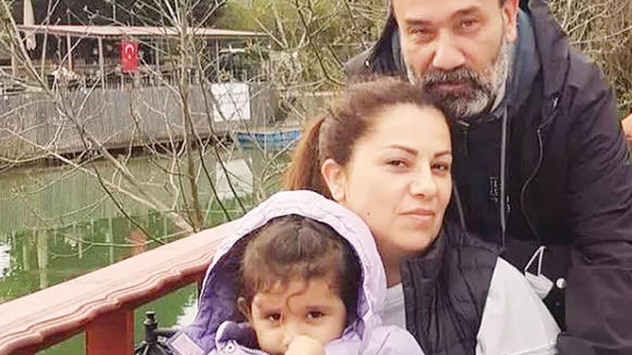Kızını parka götürdü, vuruldu