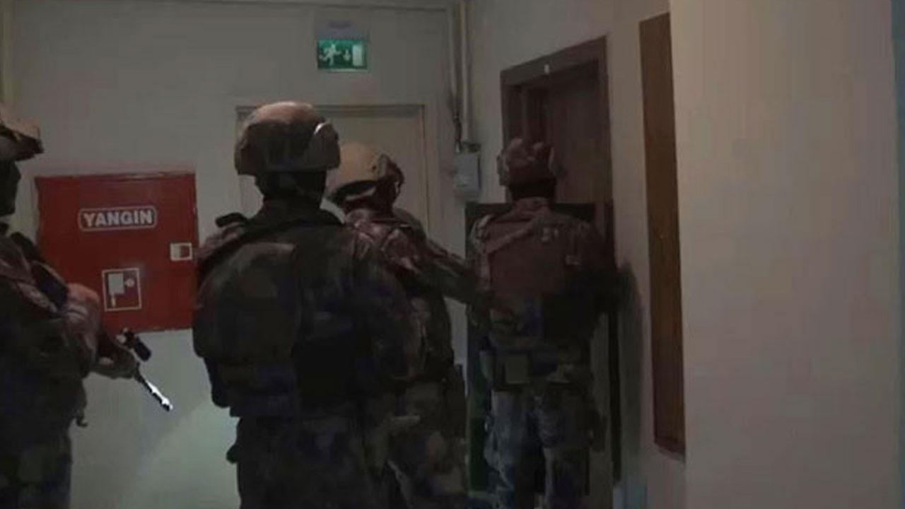 İstanbul'da DEAŞ operasyonu! 11 gözaltı