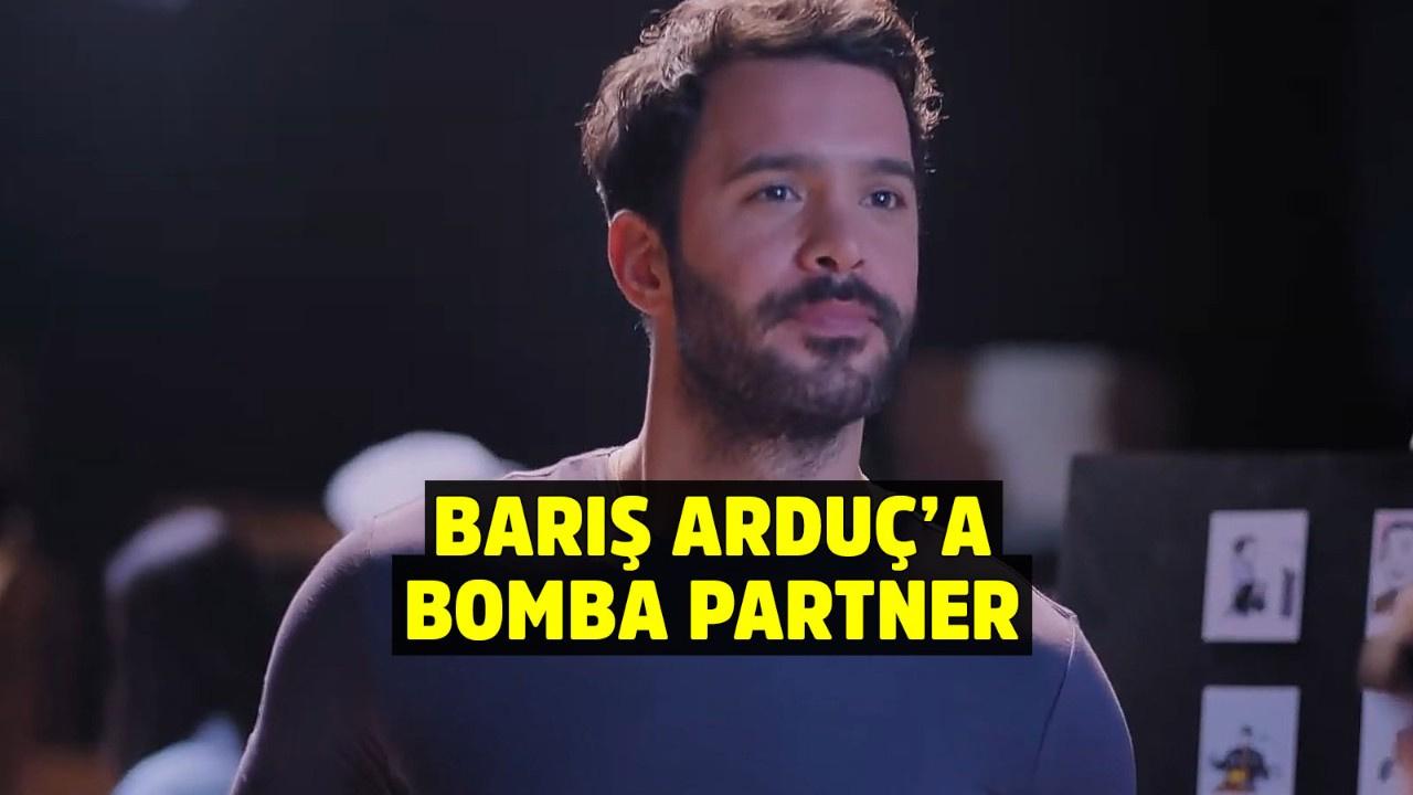 """Barış Arduç'a """"Sadakatsiz"""" dizisinden bomba partner"""