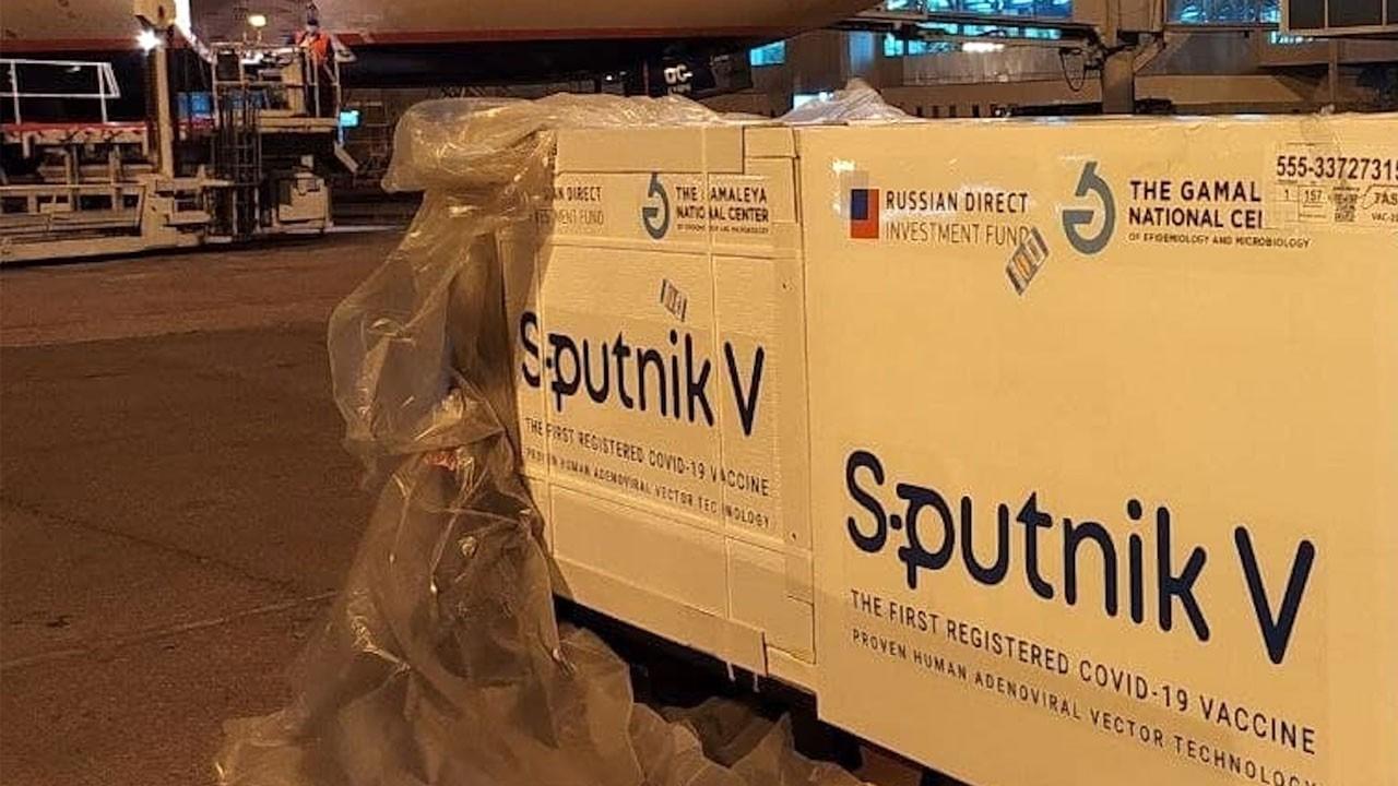 Ve Sputnik V aşısı Türkiye'de...