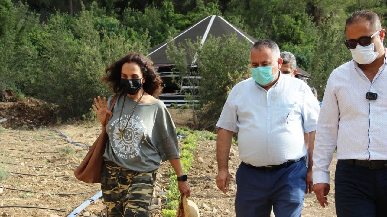Sertab Erener köy yaşantısına geçti