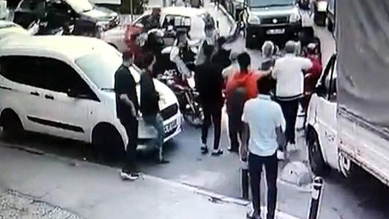 Şişli'de kavga: 1 yaralı