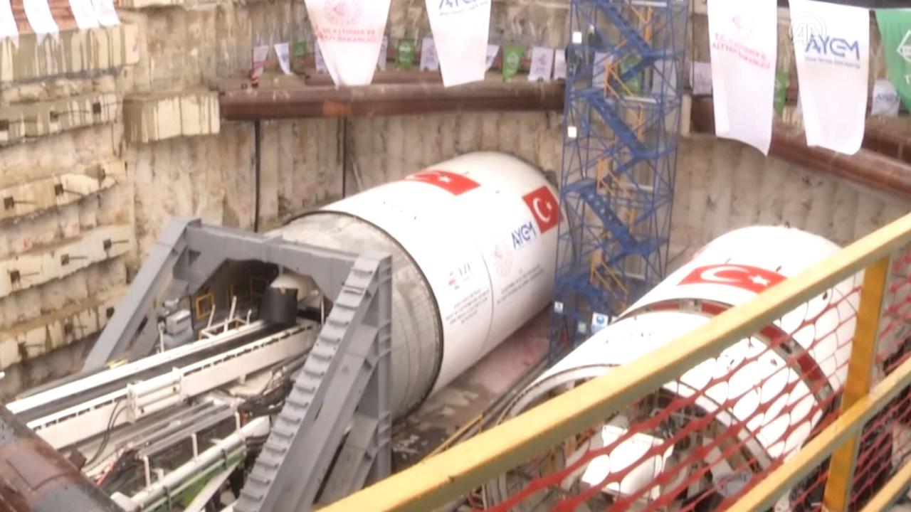 Türkiye'deki en ucuz metro Kocaeli'de yapılıyor