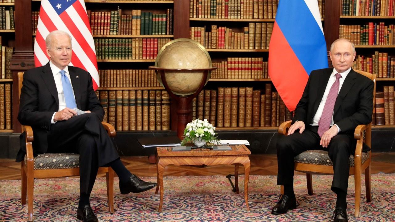 Biden - Putin görüşmesi bitti: 4 saat sürdü