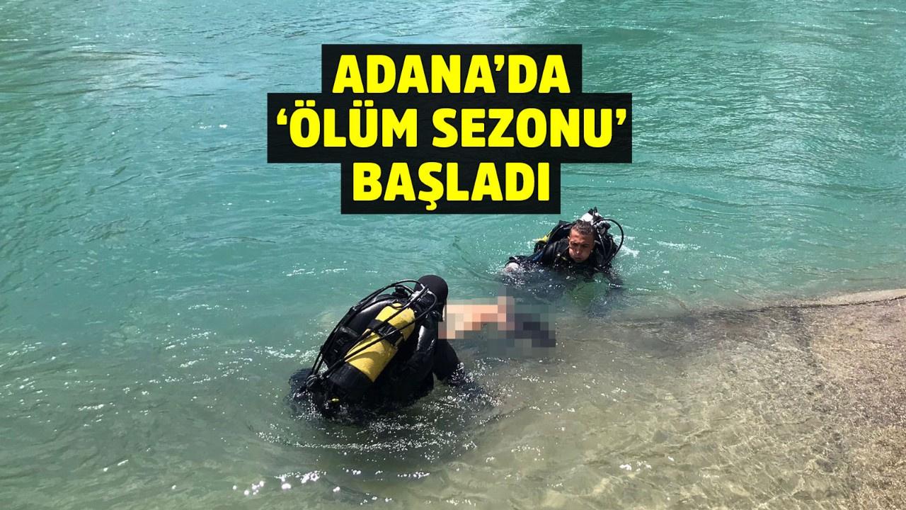 Adana'da 'ölüm sezonu' başladı! Sulama kanalına giren çocuğun cesedi bulundu
