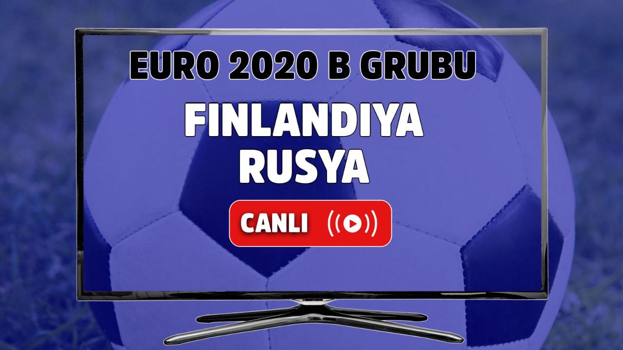 Finlandiya - Rusya Canlı maç izle