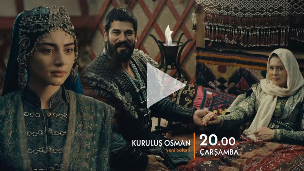Kuruluş Osman 63. Bölüm izle