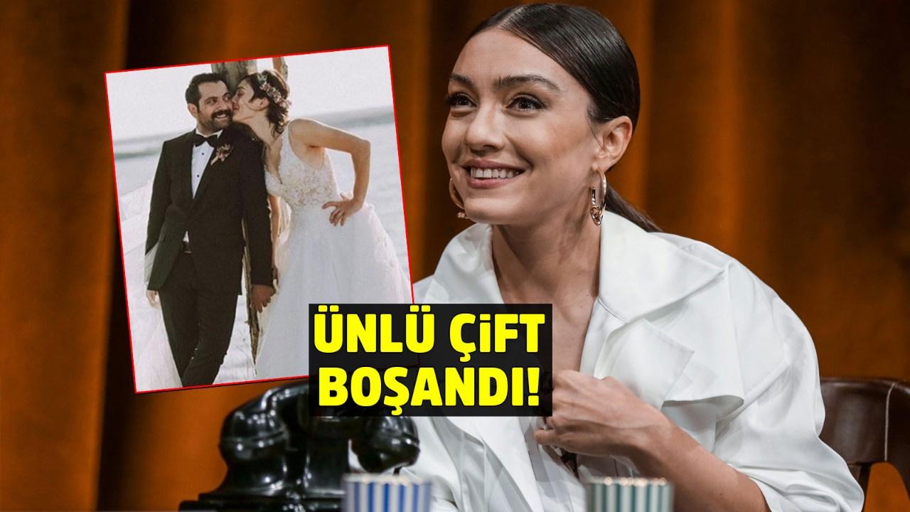 Masumlar Apartmanı'nın Gülben'i oyuncu Merve Dizdar eşi Gürhan Altundaşar'dan boşandığını duyurdu!