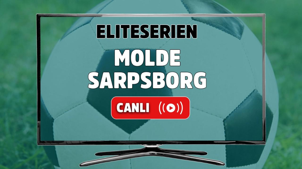 Molde - Sarpsborg 08 Canlı maç izle
