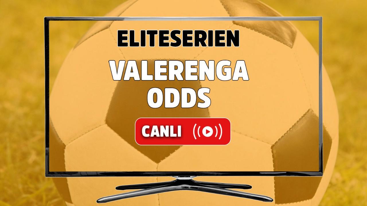 Valerenga - Odds Canlı maç izle