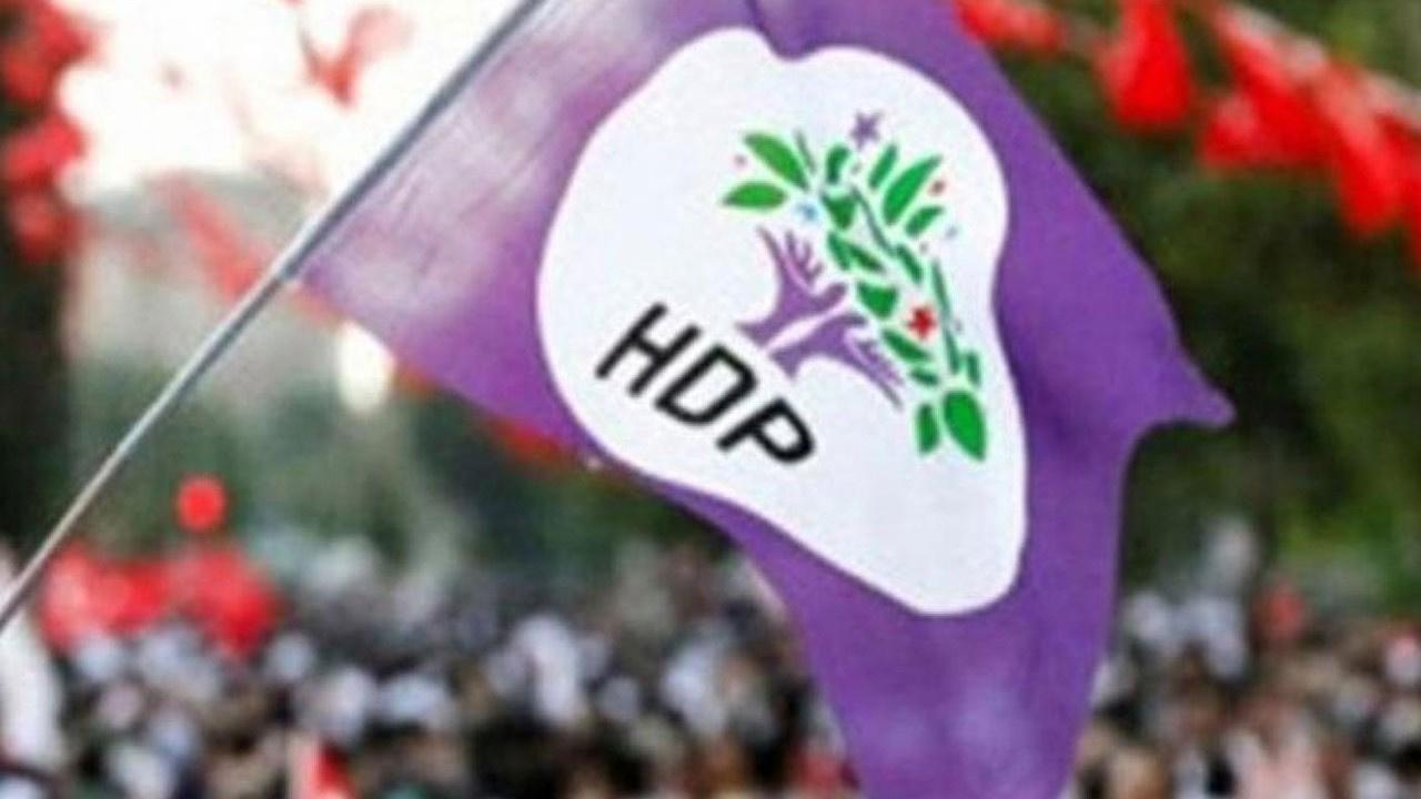 HDP iddianamesi ile ilgili ilk karar!