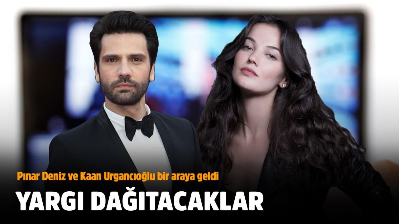 Pınar Deniz ile Kaan Urgancıoğlu'nun Yargı dizisi hangi kanalda?