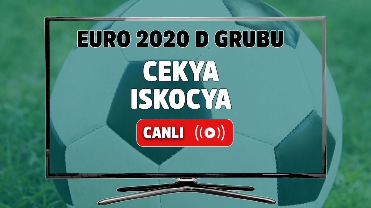 Çekya - İngiltere Canlı maç izle