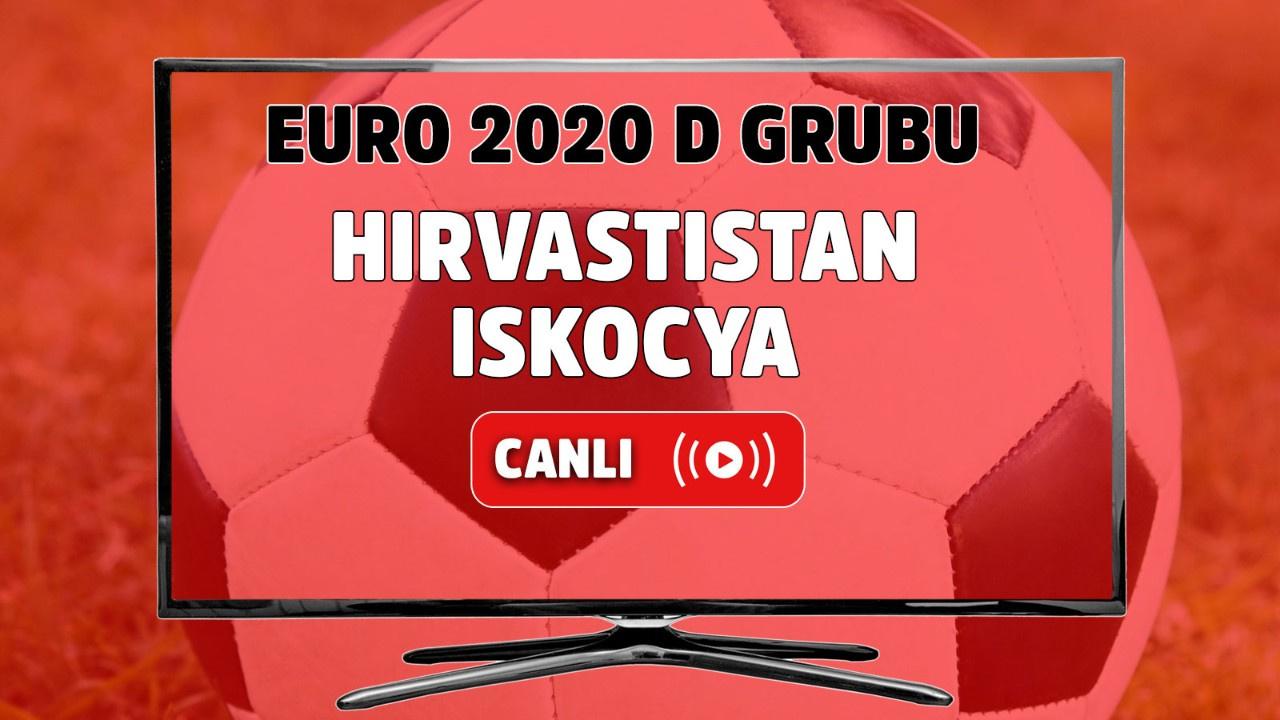 Hırvatistan - İskoçya Canlı maç izle